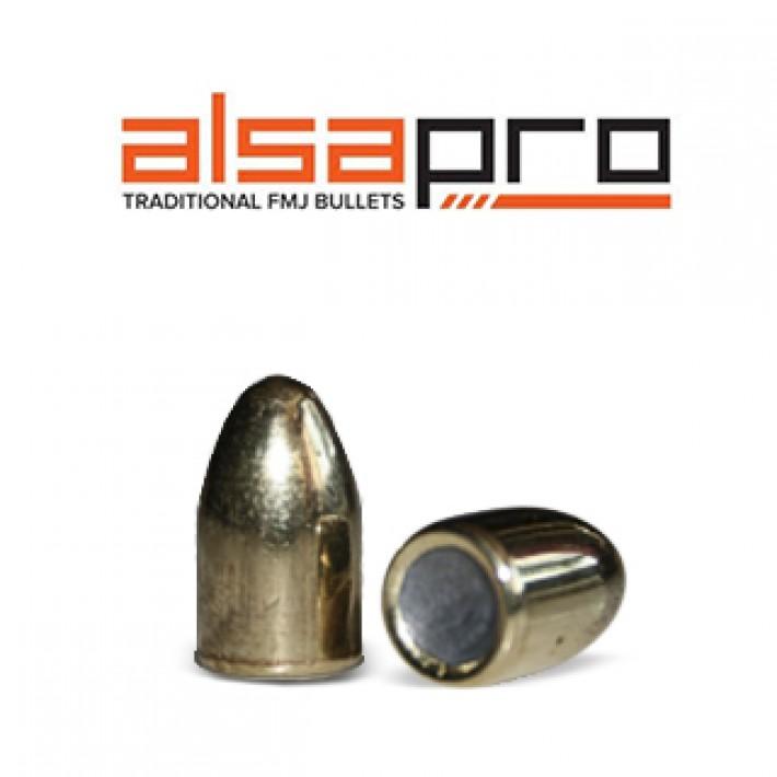 Puntas Alsa Pro FMJ 9mm (.355) - 115 gr