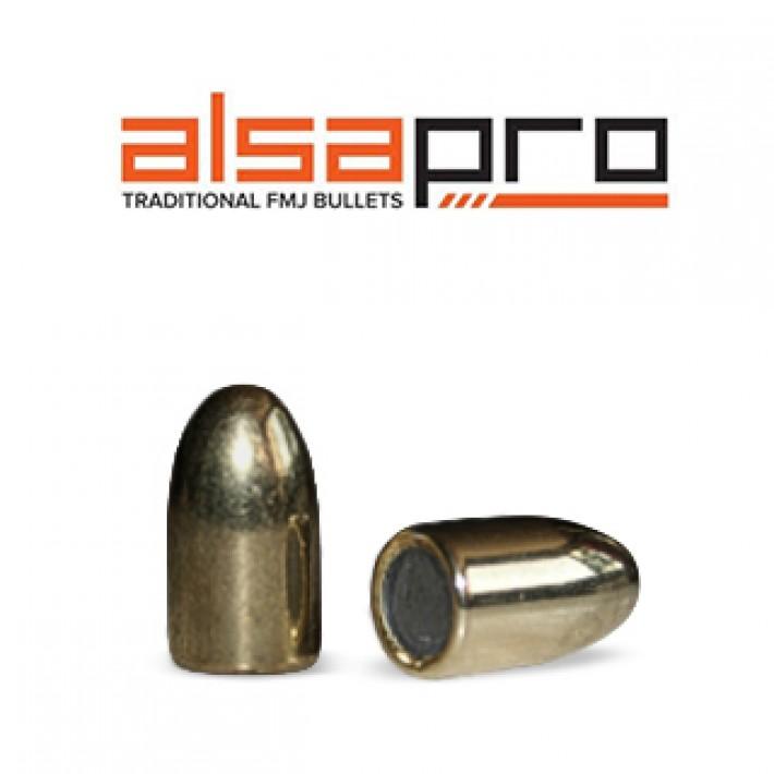 Puntas Alsa Pro FMJ 9mm (.355) - 124 gr