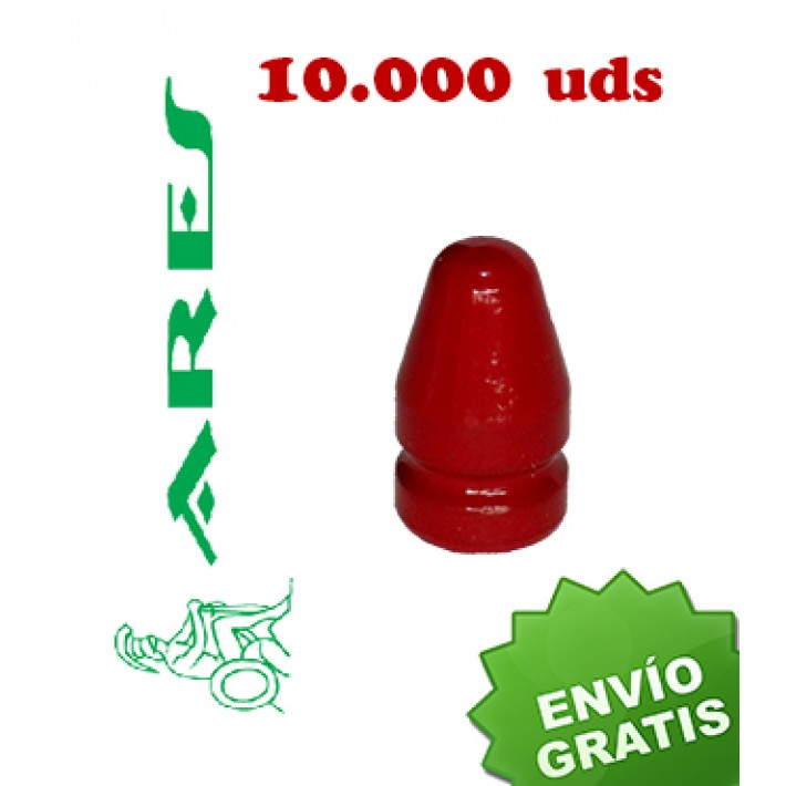 Puntas Ares EPRX CN calibre 9mm (.356) - 125 grains 10.000 unidades
