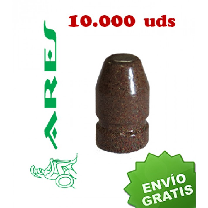 Puntas Ares EPRX FP calibre .40 (.401) - 200 grains 10.000 unidades
