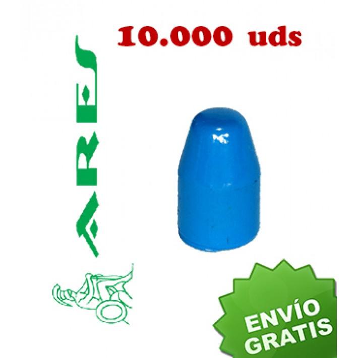 Puntas Ares EPRX FP calibre 9mm (.356) - 125 grains 10.000 unidades