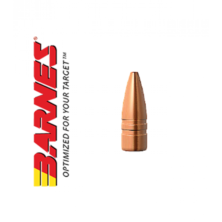 Puntas Barnes TSX Flat Base calibre .224 - 50 grains