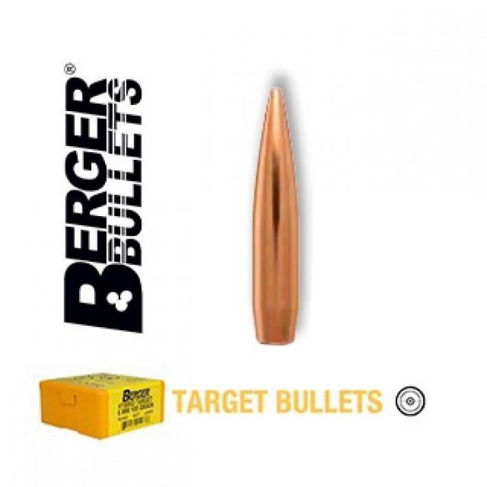 Puntas Berger Hybrid OTM Tactical calibre .338 - 300 grains