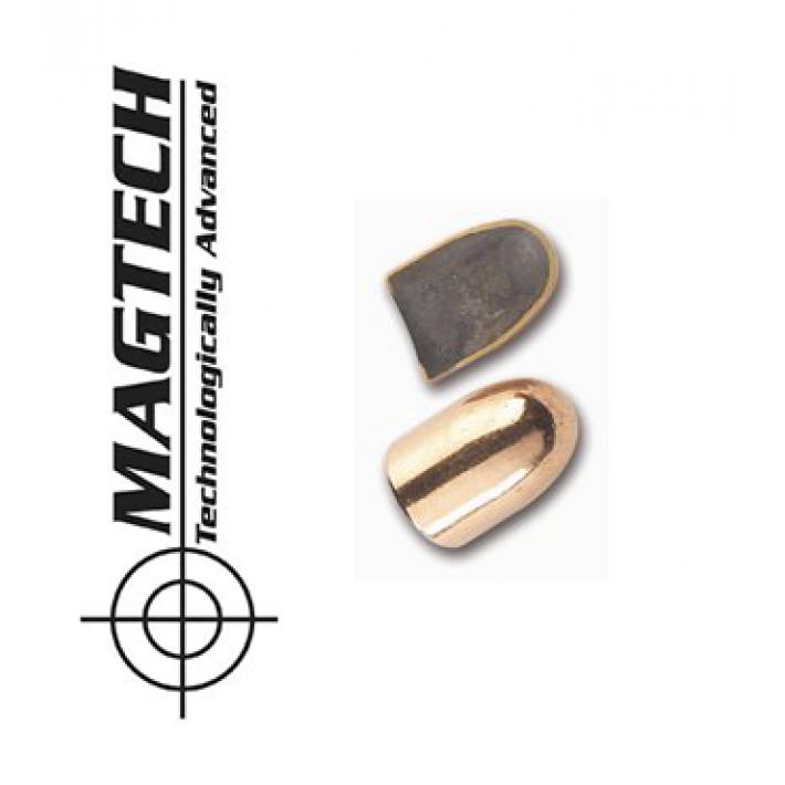 Puntas CBC - Magtech FMJ calibre 9mm (.355) - 124 grains