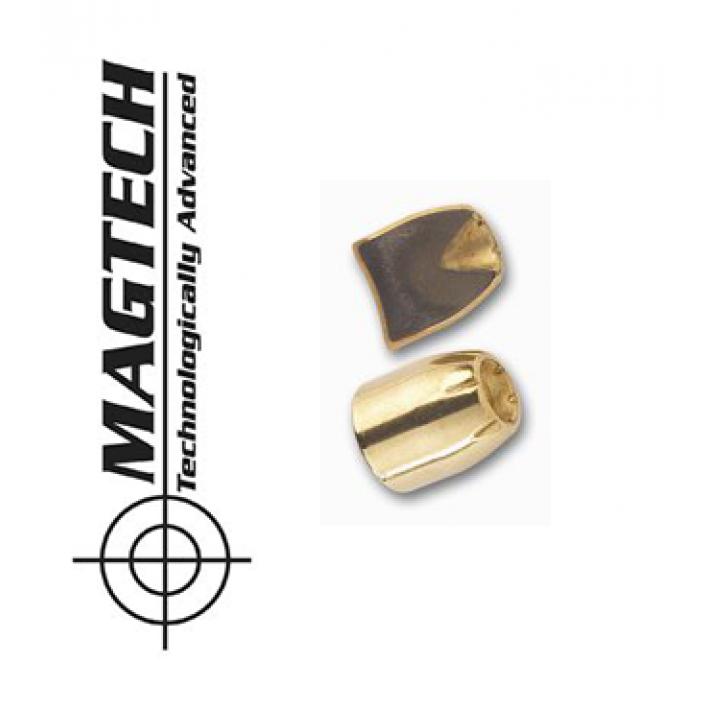 Puntas CBC - Magtech JHP Guardian Gold calibre .38 (.357) - 125 grains