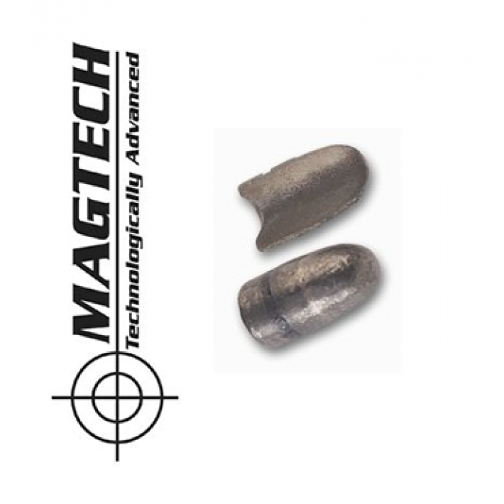 Puntas CBC - Magtech LRN calibre .38 (.358) - 158 grains