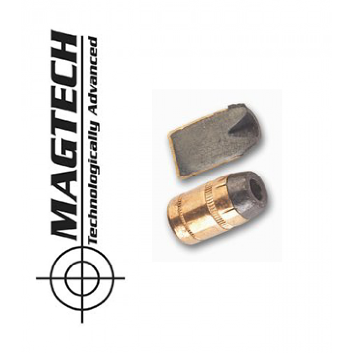 Puntas CBC - Magtech SJHP calibre .38 (.357mm) - 158 grains
