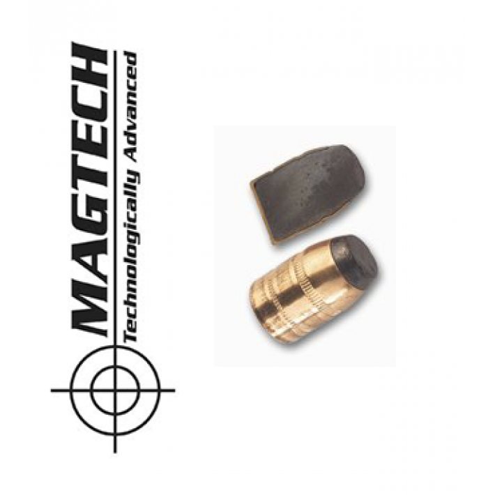 Puntas CBC - Magtech SJSP calibre.38 (.357) - 158 grains