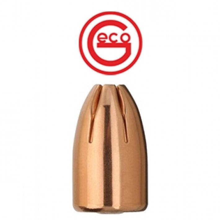 Puntas Geco Hexagon calibre 9mm (.356) - 124 grains