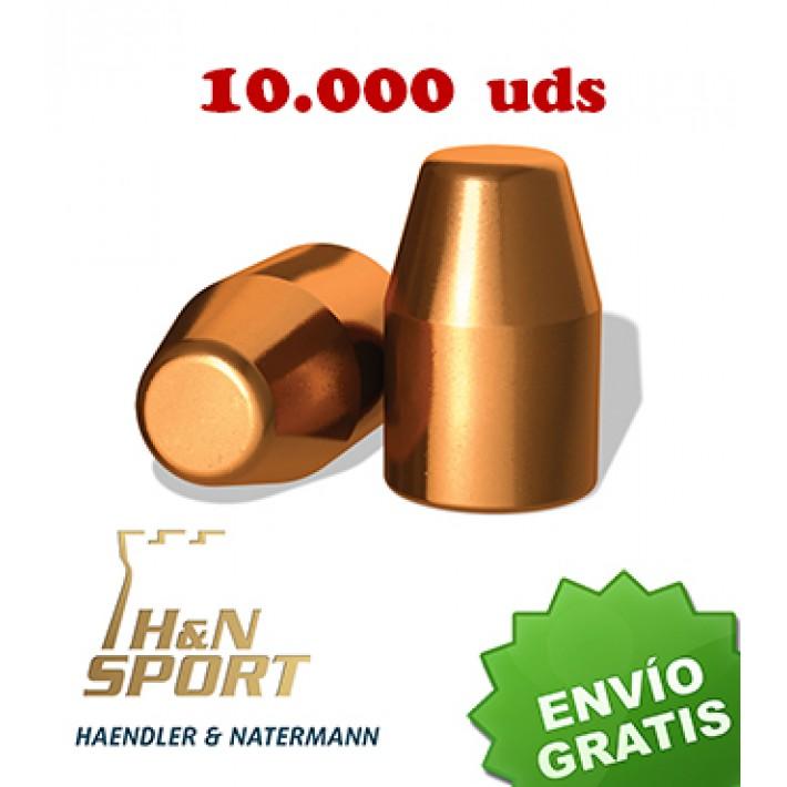 Puntas H&N HS TC .40 (.401) - 180 grains 10.000 unidades