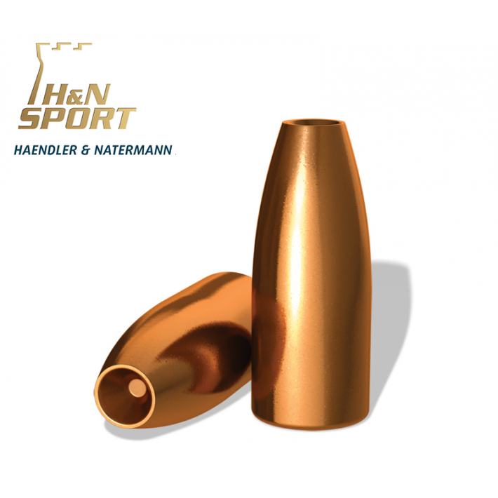 Puntas H&N HS HP calibre .308 - 125 grains 100 unidades