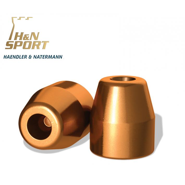 Puntas H&N HS HP .45 (.452) - 185 grains 500 unidades