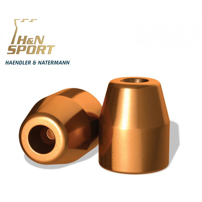 Puntas H&N HS HP .45 (.452) - 200 grains 500 unidades