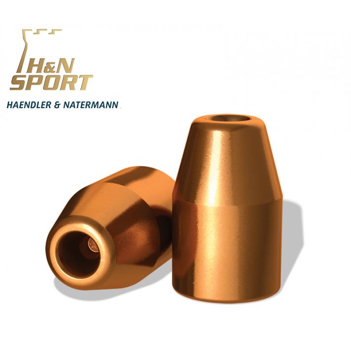 Puntas H&N HS HP .40 (.401) - 180 grains 500 unidades