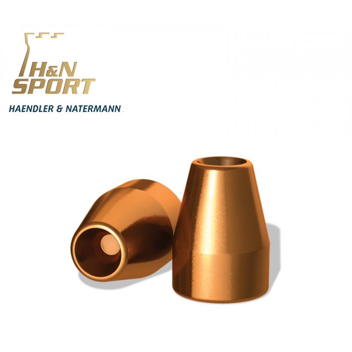Puntas H&N HS HP 9mm (.356) - 100 grains 500 unidades