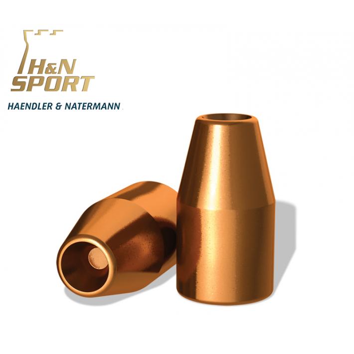Puntas H&N HS HP 9mm (.356) - 145 grains 100 unidades
