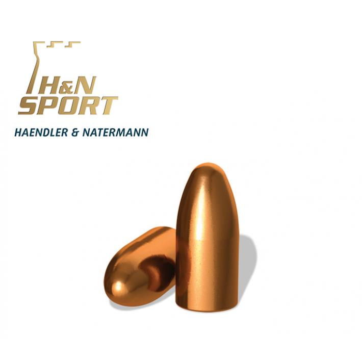 Puntas H&N HS RN .224 - 45 grains 100 unidades