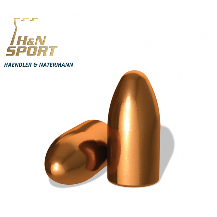 Puntas H&N HS RN calibre .308 - 110 grains 500 unidades