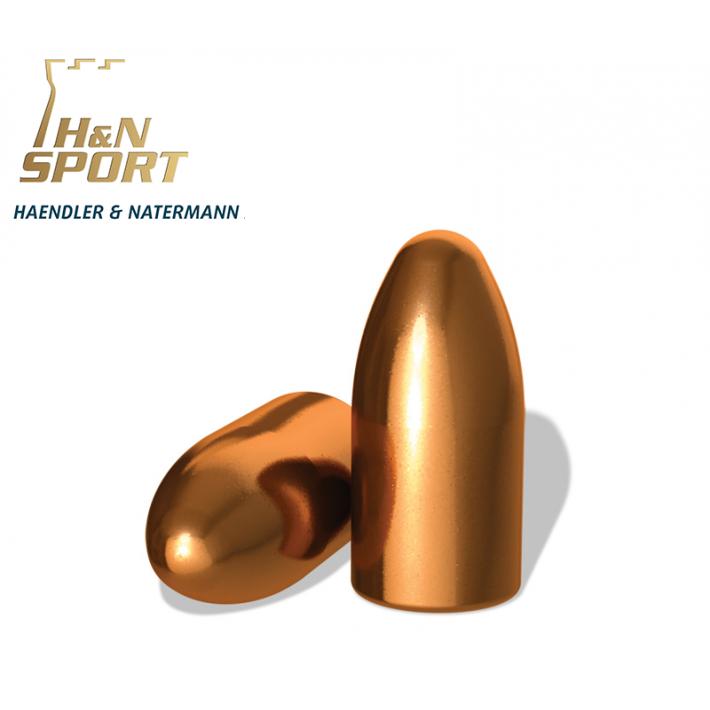 Puntas H&N HS RN calibre .308 - 110 grains 100 unidades