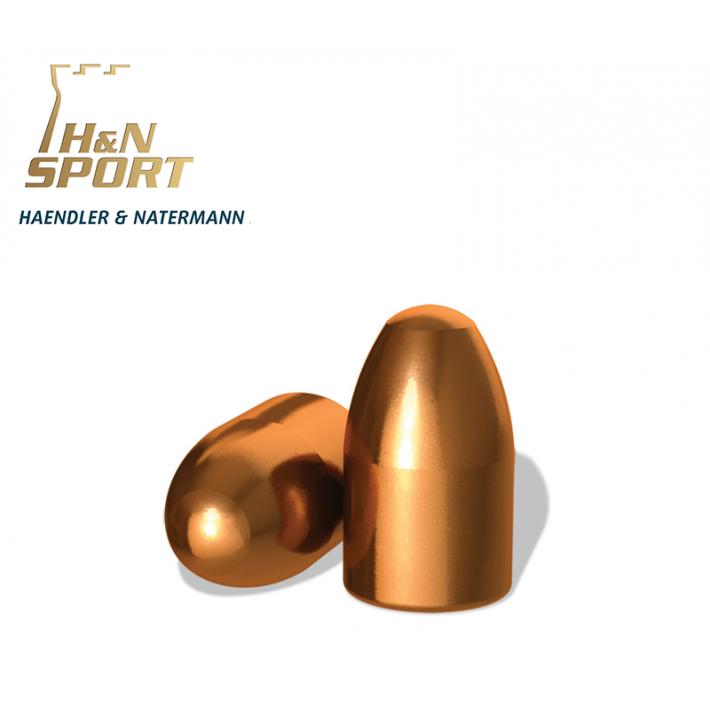 Puntas H&N HS RN 7,65mm (.309) - 86 grains 500 unidades