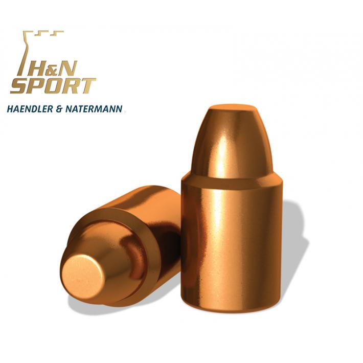 Puntas H&N HS SWC .38 (.357) - 158 grains 500 unidades