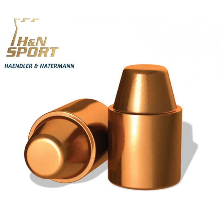 Puntas H&N HS SWC .44 (.429) - 240 grains 500 unidades