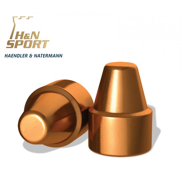 Puntas H&N HS SWC .45 (.452) - 195 grains 500 unidades