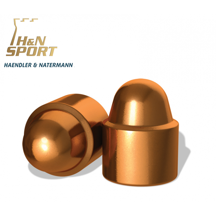 Puntas H&N HS SWC .45 (.452) - 200 grains 100 unidades
