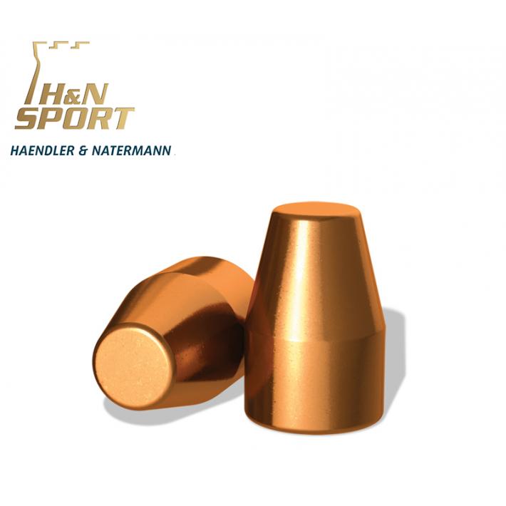 Puntas H&N HS TC .38 (.357) - 125 grains 500 unidades