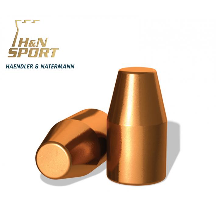 Puntas H&N HS TC .38 (.357) - 158 grains 500 unidades