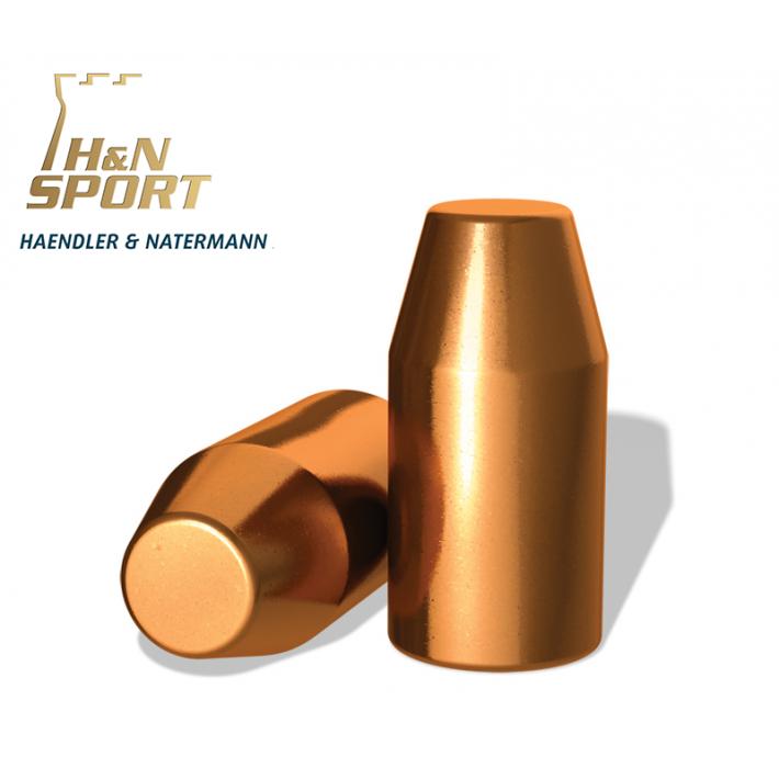 Puntas H&N HS TC .38 (.357) - 180 grains 500 unidades