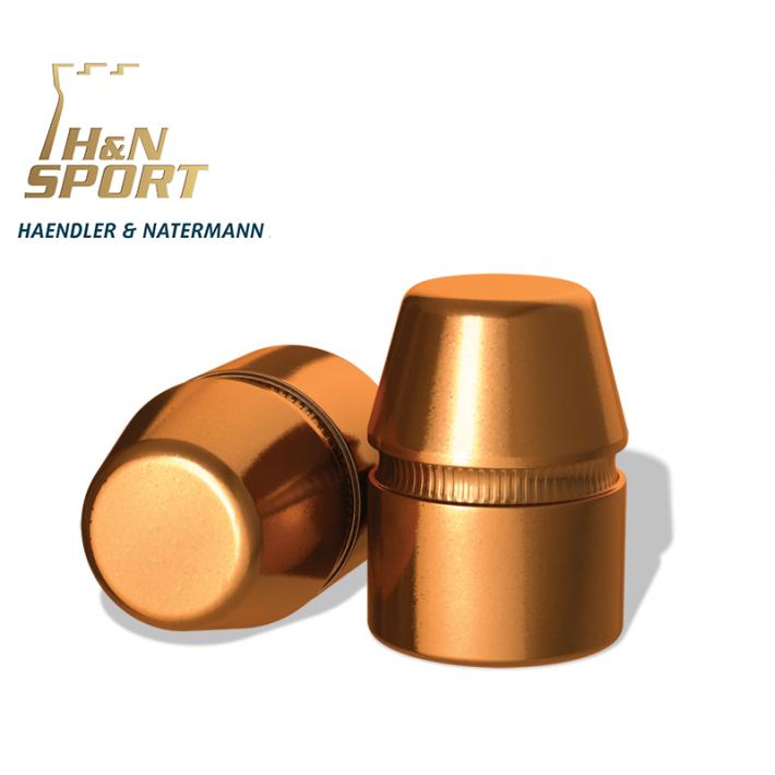 Puntas H&N HS TC .44 (.428) - 200 grains con canal de crimpado 50 unidades
