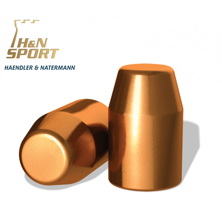Puntas H&N HS TC .44 (.429) - 240 grains 500 unidades