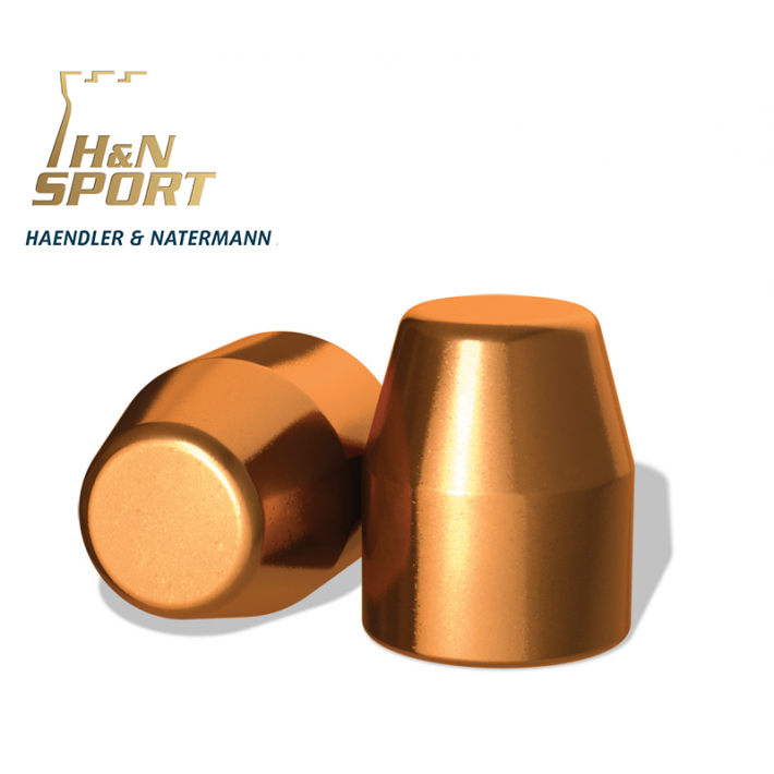 Puntas H&N HS TC .45 (.452) - 200 grains 500 unidades