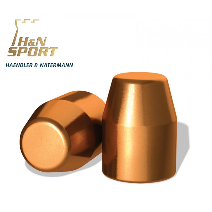 Puntas H&N HS TC .45 (.452) - 230 grains 500 unidades