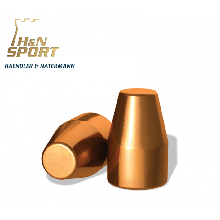Puntas H&N HS TC 9mm (.356) - 125 grains 100 unidades