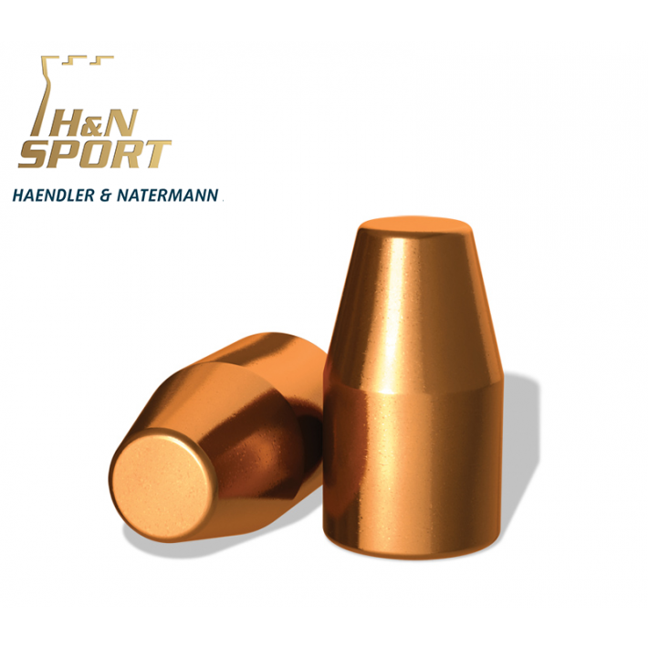 Puntas H&N HS TC 9mm (.356) - 145 grains 100 unidades