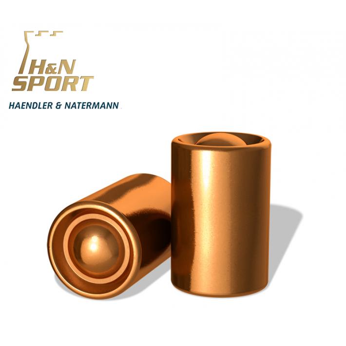 Puntas H&N HS WCHB .38 (.357) - 125 grains 100 unidades
