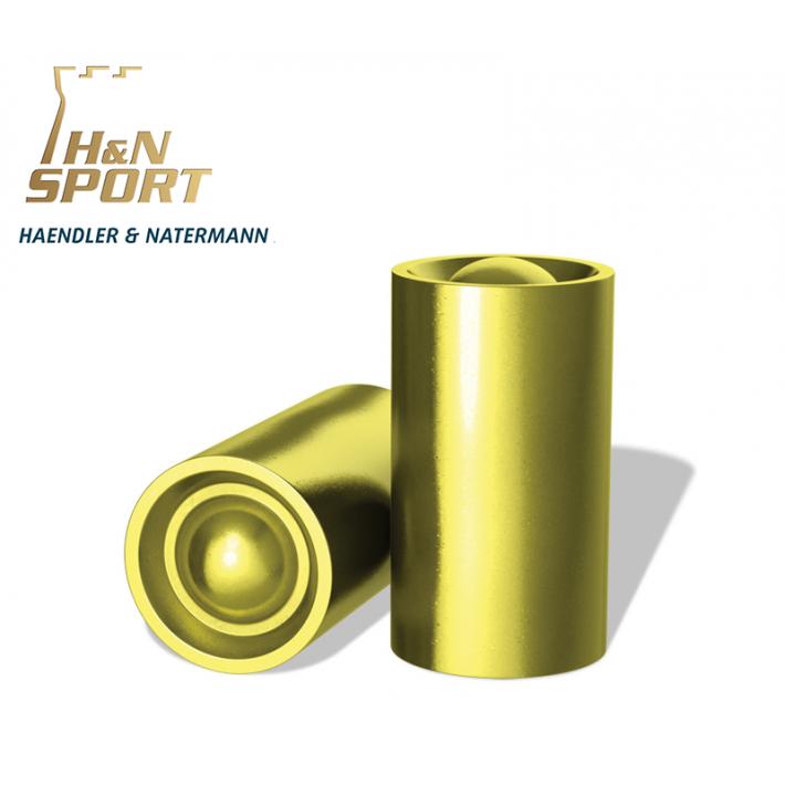 Puntas H&N Plastificadas WCHB .38 (.357) - 148 grains 100 unidades