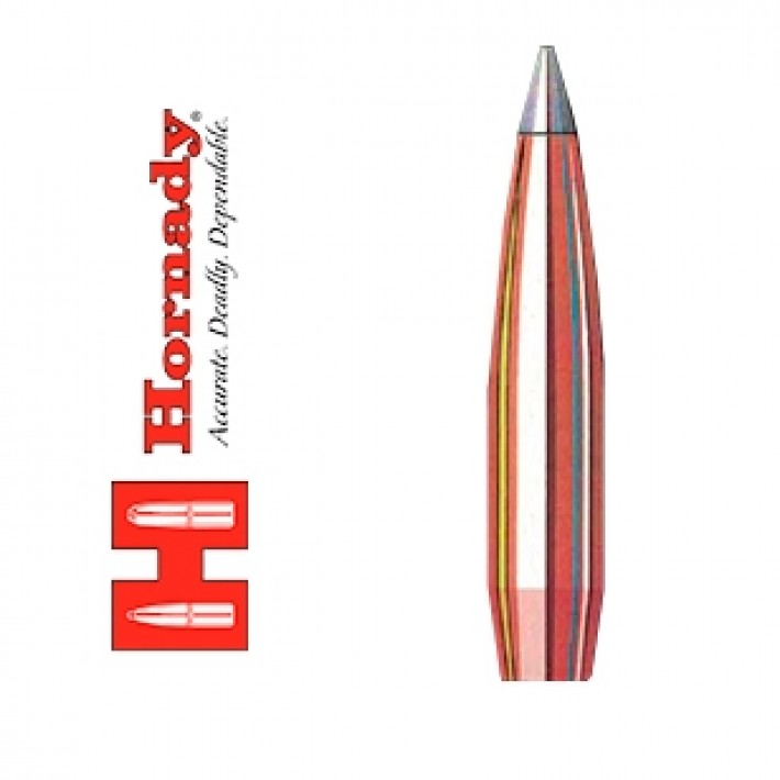 Puntas Nosler RDF HPBT calibre .224 - 70 grains