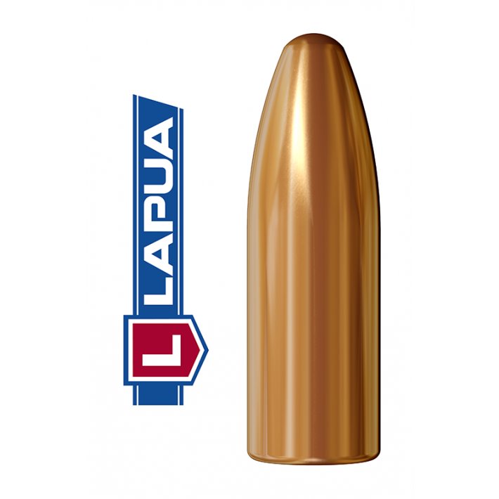 Puntas Lapua Full Metal Jacket calibre .264 (6.5mm) - 100 grains 1.000 unidades