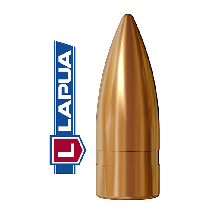 Puntas Lapua Full Metal Jacket calibre .311 - 123 grains