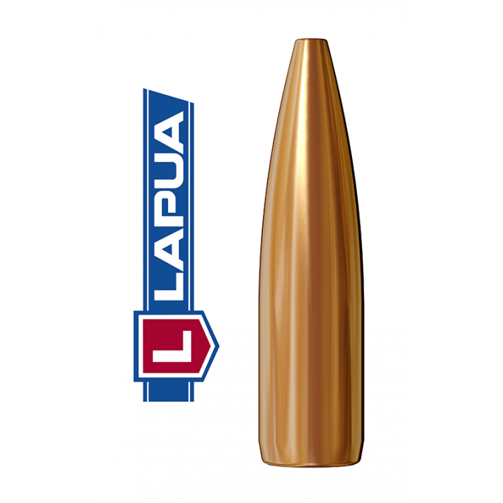 Puntas Lapua Scenar calibre .264 (6,5mm) - 100 grains 1.000 unidades