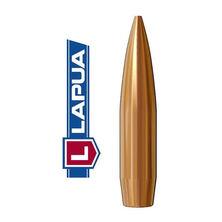 Puntas Lapua Lock Base calibre .338 - 300 grains 1.000 unidades