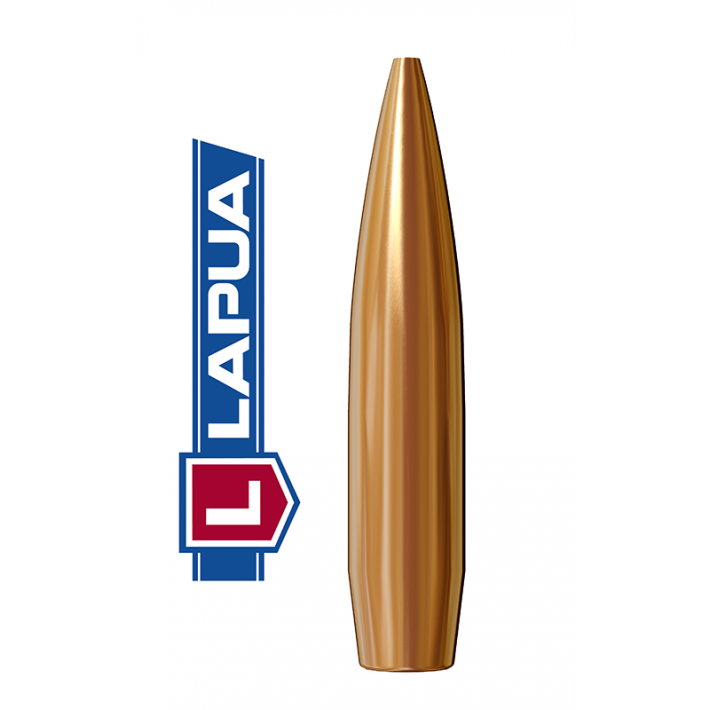 Puntas Lapua Scenar calibre .243 (6mm) - 105 grains 1.000 unidades
