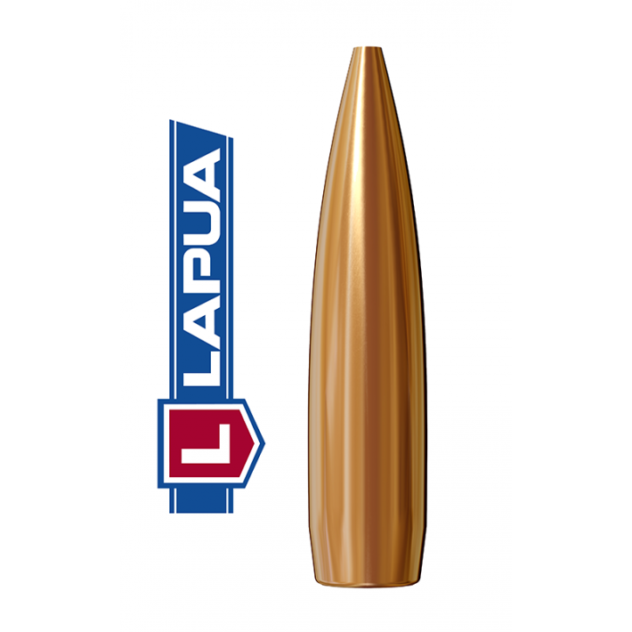 Puntas Lapua Scenar L calibre .243 (6mm) - 90 grains 1.000 unidades