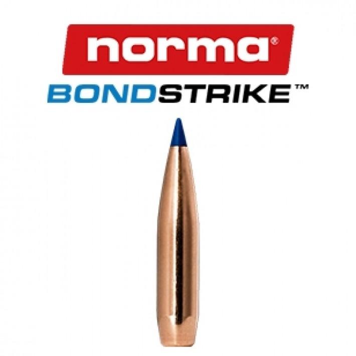 Puntas Norma Bondstrike Extreme calibre .264 (6,5mm) - 143 grains