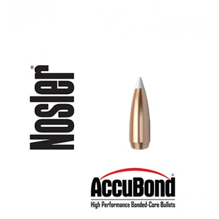 Puntas Nosler Accubond calibre .308 - 125 grains