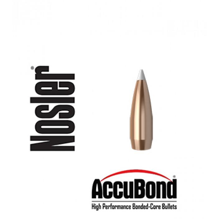 Puntas Nosler Accubond calibre .358 - 200 grains
