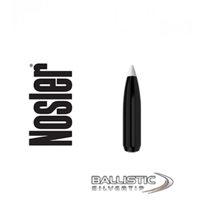 Puntas Nosler Ballistic Silvertip .277 (6.8mm) - 150 grains